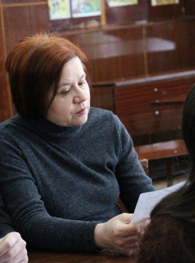 Ст. викладач Марія Каралюс