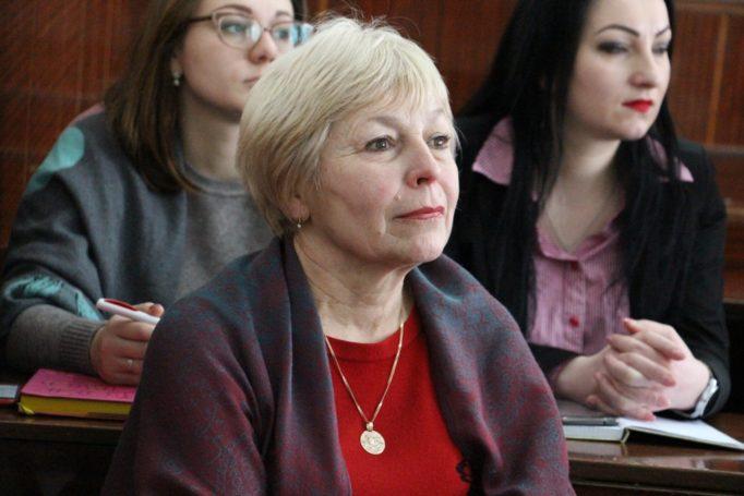 Професор Ірина Бермес