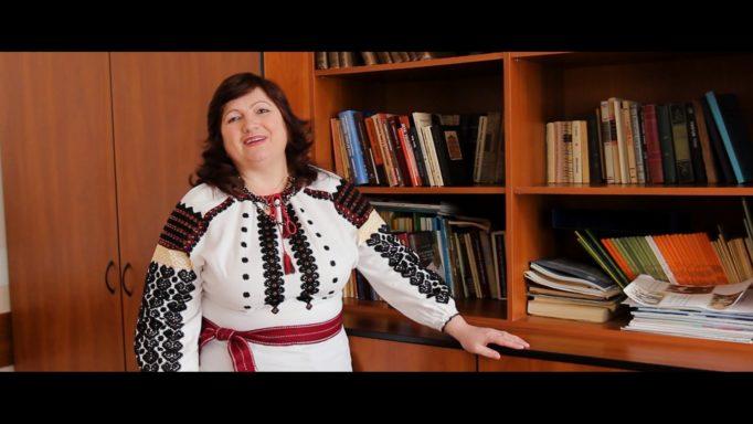 Заступник декана з виховної роботи доцент Марія Стецик