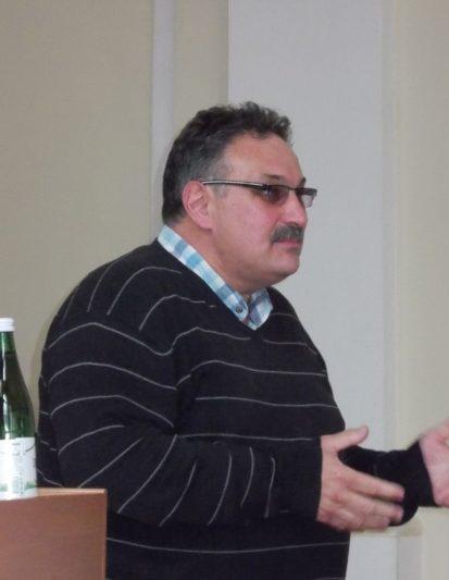Директор Інституту стратегії розвитку міста Володимир Кондзьолка