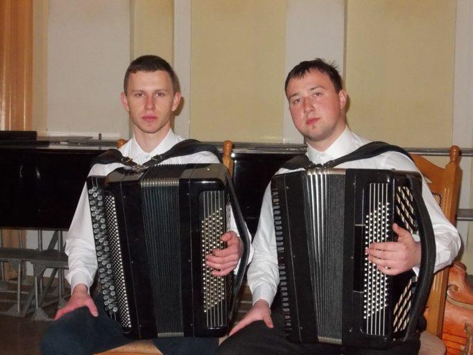 Дует - І.Медвідь та М.Близнюк