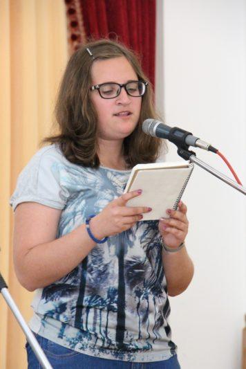 Авторський вірш Лідії Мазурчак