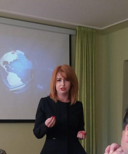 Доцент Ірина Садова взяла участь у дискусії