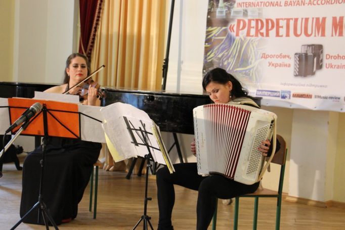 Дует «PASSIONÉ» (Чехія)