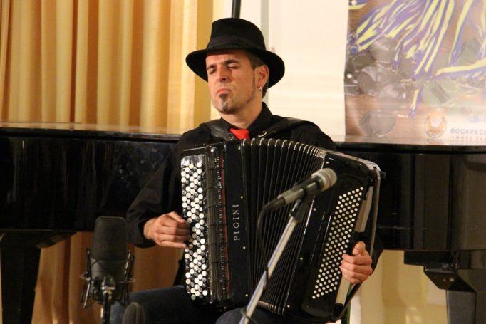 Грає Горка Хермоса (Іспанія)