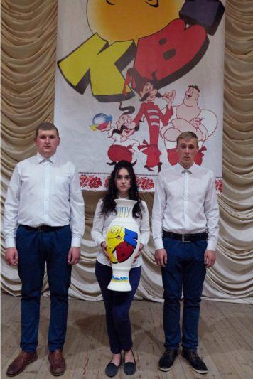 Команда «ФIФА» - Чемпiони XXVІ фестивалю команд КВН
