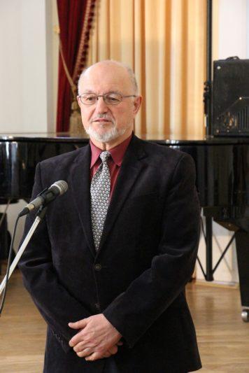 Лекція професора Едуардаса Габніса (Литва)