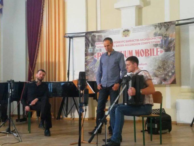 Майстер-клас Горки Хермоси із Володимиром Бобаничем
