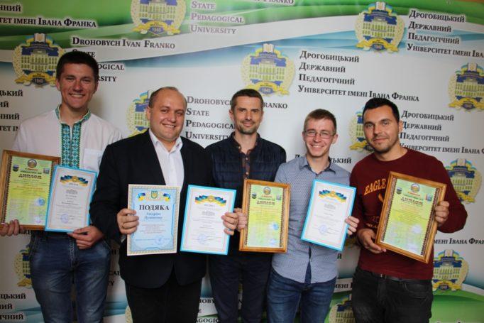 Переможці всеукраїнських музичних конкурсів ( інститут музичного мистецтва)