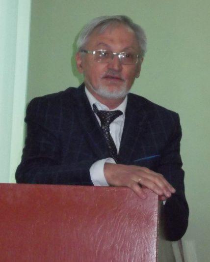 Відомий журналіст, політолог, перекладач Тарас Марусик