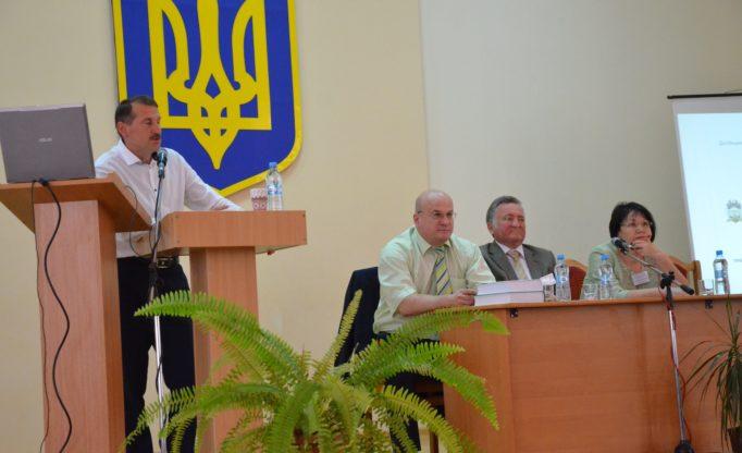 Вітання міського голови Дрогобича Тараса Кучми