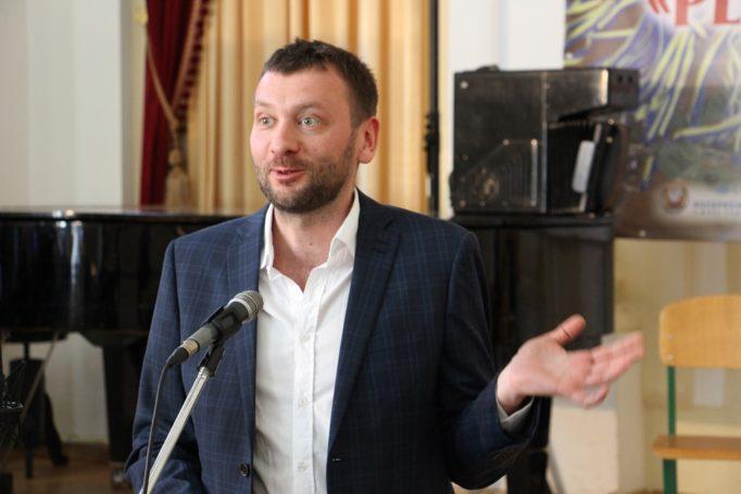 Звернення до учасників Ігоря Саєнка (Київ)