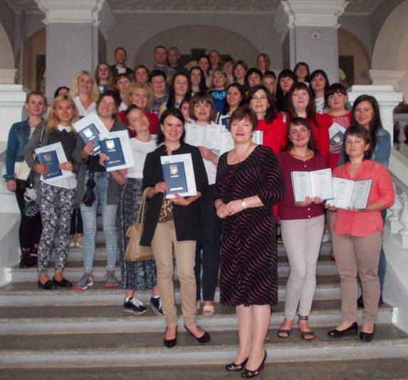 Випускники 2018 Центру післядипломної освіти та доуніверситетської підготовки