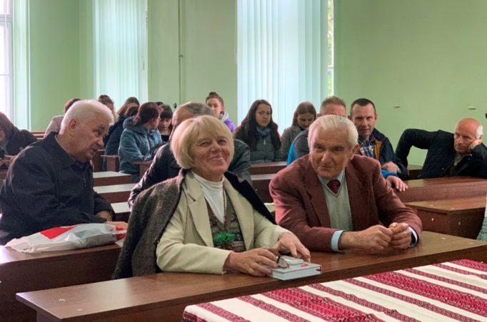 Ярослав Радевич-Винницький i Любов Проць