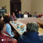 Зустрiч викладачiв бiолого-природничого факультету з вчителями Дрогобицького району